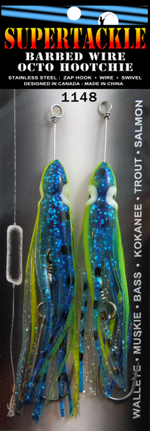 Pilchard fishing hoochies lure