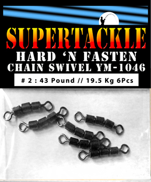 43 pound fishing bead chain