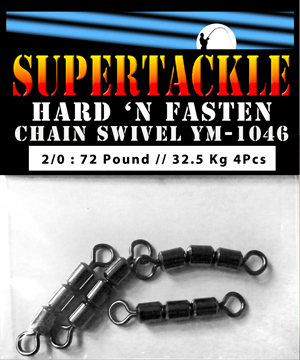 YM-1046 Chain Swivel 2/0