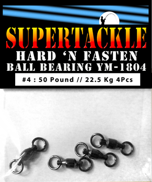 YM-1804 Ball Bearing Swivel