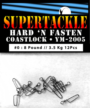 YM-2005 Coast Lock number 0