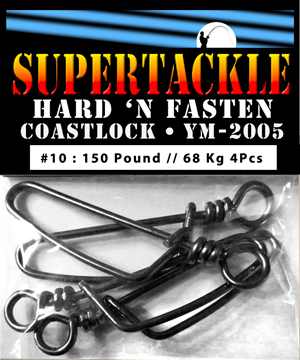 YM-2005 Coast Lock number 10