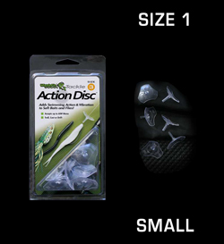 WiggleFin Action Disc Size 1
