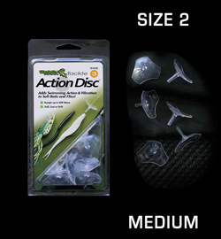 WiggleFin Action Disc Size 2
